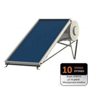 Ηλιακός Cronius COMPACT 160 λίτρα με 2,12τμ επιλεκτικό συλλέκτη – ΧΑΜΗΛΟΥ ΥΨΟΥΣ (1,17μ)